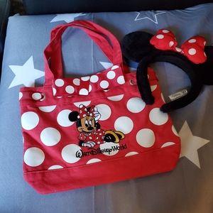 Disney Minnie Mouse Bundle